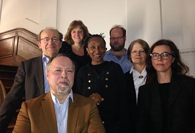 Juryleden Prijs der Nederlandse Letteren 2015